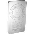 10 oz Royal Canadian Mint Silver Bar (New Style) .9999 Pure
