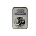 2014 Disney Donald Duck 1 oz Silver NGC PF69 Early Release