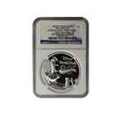 2014 Disney Donald Duck 1 oz Silver NGC PF70 Early Release