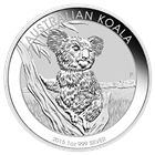 2015 1 oz Silver Koala - Australia (Brilliant Uncirculated)