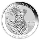 2015 1/2 oz Silver Koala - Australia (Brilliant Uncirculated)