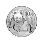 2015 1 oz Chinese Silver Panda Coin (In Capsule)
