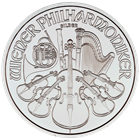 2015 1 oz Austrian Silver Philharmonic - Brilliant Uncirculated (.999 Fine)