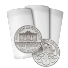 2015 1 oz Austrian Silver Philharmonic (Roll of 20 Coins)