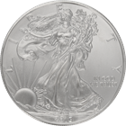2015 American Silver Eagle 1 oz Coin - Brilliant Uncirculated
