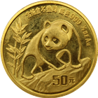 1990 1/2 oz Gold Chinese Panda