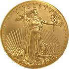 2015 1 oz American Gold Eagle Coin - Brilliant Uncirculated Condition