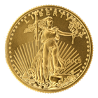 2015 1/4 oz American Gold Eagle Coin - BU