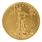 2015 1/10 oz Gold American Eagle - Brilliant Uncirculated