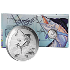 2015 Guy Harvey© Proof 1 oz Silver Round - Blue Marlin (Mintage of Only 1500!) .999 Pure