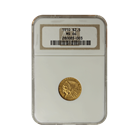 1910 $2.5 Indian Gold Coin NGC MS64