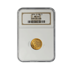 1914-D $2.5 Indian Gold Coin NGC MS64