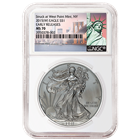 2015 American Silver Eagle NGC MS70 Early Release