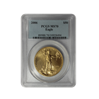 2006 1 oz American Gold Eagle PCGS MS70