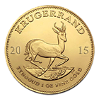 2015 South African Gold Krugerrand 1 oz