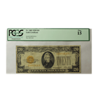 FR. 2402 1928 $20 Gold Certificate PCGS 15