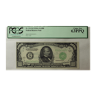FR. 2212-G 1934A $1,000 Federal Reserve Note Chicago PCGS 63PPQ