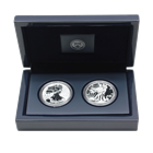 2013-W American Eagle West Point 2-Coin Set
