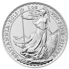 2015 1 oz Silver Britannia | Uncirculated