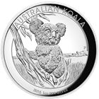 2015 High Relief Silver Koala 1 oz Silver Proof Australia