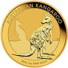 2016 1 oz Gold Kangaroo (.9999) Fine - Australia Perth Mint