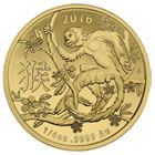 2016 1/4 oz Lunar Gold Monkey - Royal Australian Mint