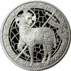 Lamb of God 1 oz Silver Round (.999 Pure)
