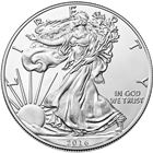 2016 American Silver Eagle 1 oz Bullion Coin - Brilliant Uncirculated