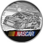 2016 NASCAR 1 oz Silver Medallion (.999 Pure)