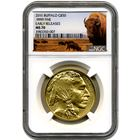 2016 $50 American Gold Buffalo NGC MS70 Early Releases
