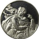 The Prophet Isaiah Proof Sterling Silver Round (1.17 oz ASW)
