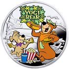2014 Yogi Bear Proof Silver Coin - Niue