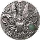 2016 Metatron Choir Of Angels 2 oz Silver - Niue $5