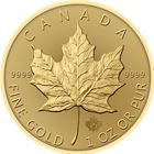 2017 1 oz Canadian Gold Maple Leaf (BU)