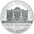 2017 Austrian Silver Philharmonic - Brilliant Uncirculated