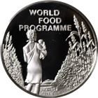 1971 United Nations World Food Program Proof Sterling Silver Round (.76 oz ASW)