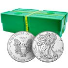 2017 Silver American Eagle Monster Box of 500 Coins - BU