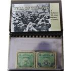 Allied Military Currency - 8 Banknote Collection