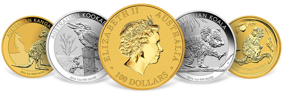 The Perth Mint Coins