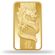 Pamp Suisse Gold Dragon