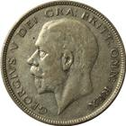 1921-1946 Great Britain Half Crown Silver Coin - George (.23 oz of Silver) - Random Date