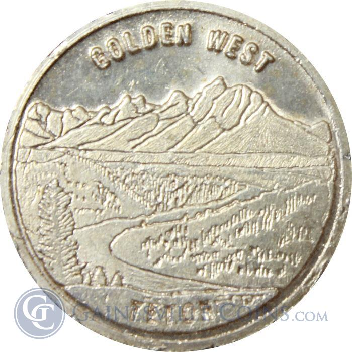 Image Showcase for 1 oz Silver Swiss Of America | Golden West Teton (.999 Pure)