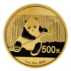 2014 1 oz Chinese Gold Panda (Sealed In Original Mint Plastic)