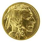 2014 1 oz American Gold Buffalo (In Original Government Mint Sheet) .9999 Pure