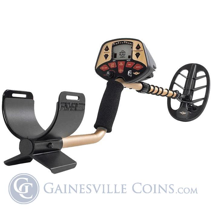 Image Showcase for Fisher F4 Metal Detector