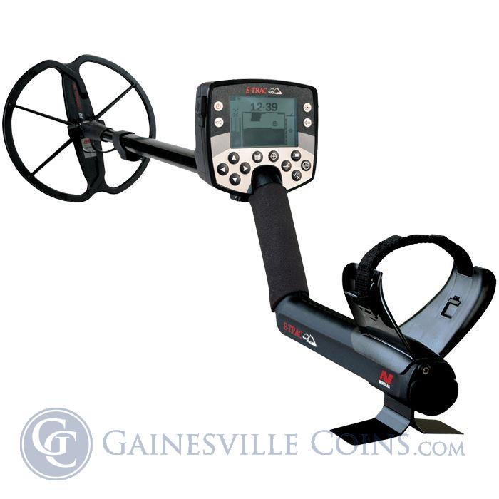 Image Showcase for Minelab E Trac Metal Detector