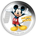 2014 Disney Mickey and Friends - Mickey Mouse 1 oz Silver Proof Coin