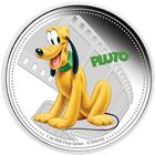 2014 Disney Mickey and Friends - Pluto 1 oz Silver Proof Coin