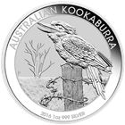 2016 1 oz Silver Kookaburra - Australia Perth Mint (Brilliant Uncirculated)