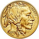 2017 American Gold Buffalo 1 oz Coin .9999 Pure